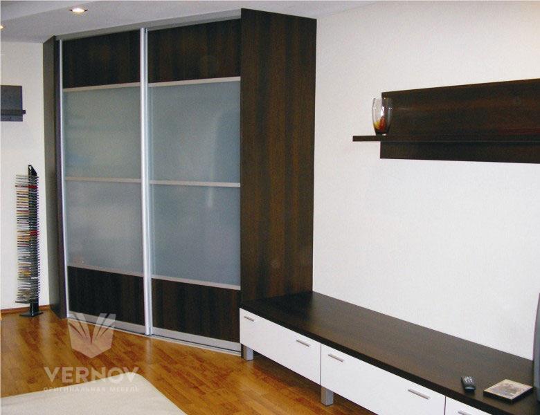Шкаф-купе с телевизором tv-04 от vernov.