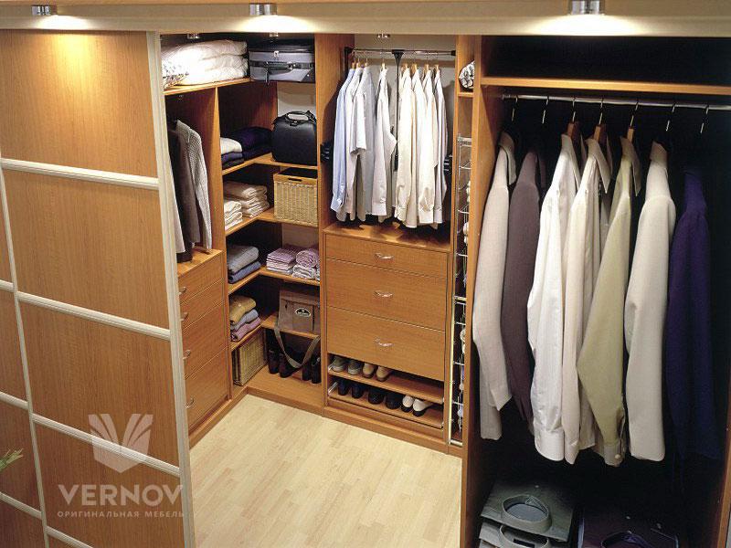 Гардеробная комната gr-13 от vernov.